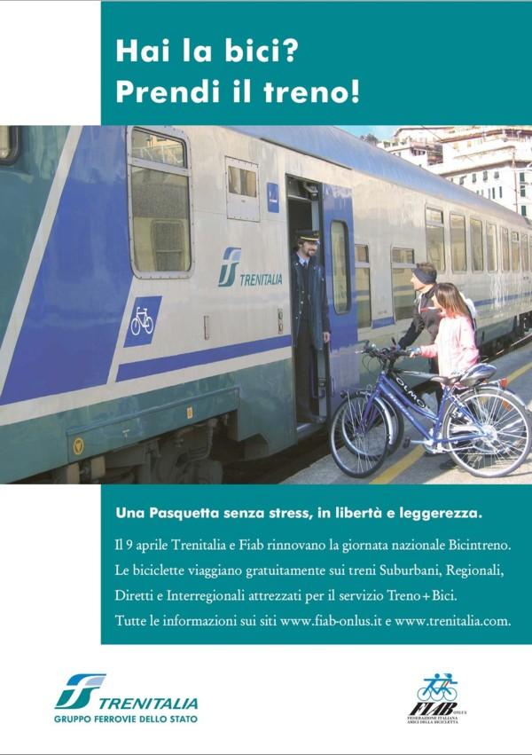 bici + treno ...